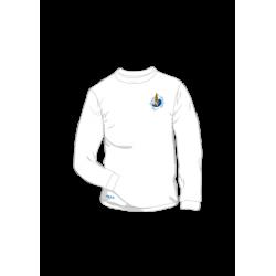 Camiseta Publicidad M/L Blanca